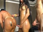 Nicoly Pantoja faz sexo no gel